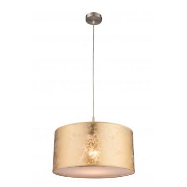 Подвесной светильник Globo 15187H Amy матовый никель/золото