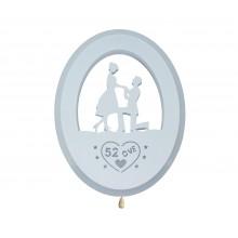 Бра Kink Light 074110,25 Предложение белый Led 21W (3000+4000k + розовая подсветка)