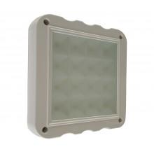 Светильник потолочный светодиодный Kink Light 08582 Сигма белый d-22,5 h-3,5 LED 8w (4500K)
