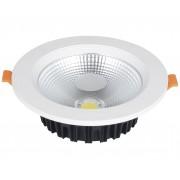 Светодиодный светильник Kink Light 2134 встраиваемый белый d10 h4 Led 5W (4000K)
