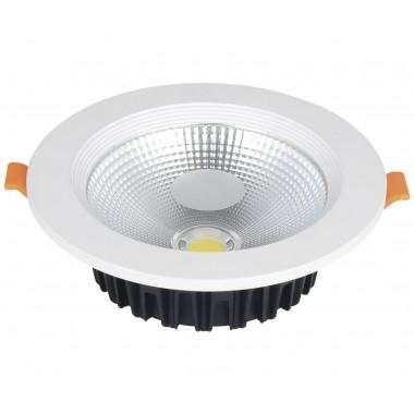 Светодиодный светильник Kink Light 2135,01 встраиваемый белый d10,6 h4 Led 7W (4000K)