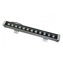 Линейный фасадный светильник Ledcraft 12W 500 мм мультицвет LC-LFS-12-RGB