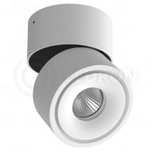 Потолочный светильник LeDron LH8 White LED 8 Вт 3000К Белый порошковое покрытие