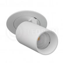 Светильник светодиодный LeDron DANNY MINI S 40 White LED 8,2 Вт 3000К Белый порошковое покрытие