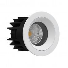 Светильник светодиодный LeDron FAST TOP MINI WHITE LED 9,2 Вт 3000К Белый порошковое покрытие