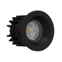 Светильник светодиодный LeDron FAST TOP MINI black LED 9,2 Вт 3000К Черный порошковое покрытие