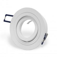 Светильник встраиваемый LeDron AO10221 GU10 50 Вт Белый