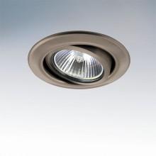 Точечный светильник Lightstar TESO ADJ 011085