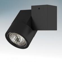 Накладной точечный светильник светодиодный Lightstar ILLUMO X1 NERO 051027