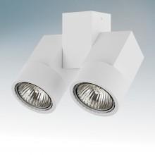 Накладной точечный светильник светодиодный Lightstar ILLUMO X2 BIANCO 051036