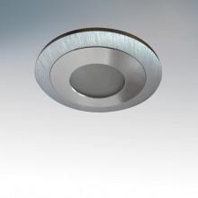 Светильник светодиодный встраиваемый в стену в подрозетник Lightstar LEDDY 212170 ф85 *45 мм 3Вт 3000К IP44