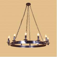 Светильник в стиле Лофт LOFT HOUSE P-1001/18 черный