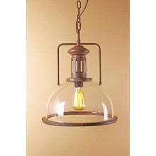 Светильник в стиле Лофт LOFT HOUSE P-122 темно-коричневый металлик
