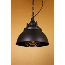 Светильник в стиле Лофт LOFT HOUSE P-187 черный матовый