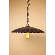 Светильник в стиле Лофт LOFT HOUSE P-96 темно-коричневый металлик