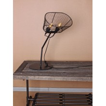 Настольная лампа в стиле Лофт LOFT HOUSE T-100 черный