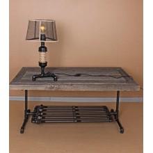Настольная лампа в стиле Лофт LOFT HOUSE T-97 черный