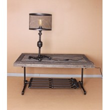 Настольная лампа в стиле Лофт LOFT HOUSE T-99 черный