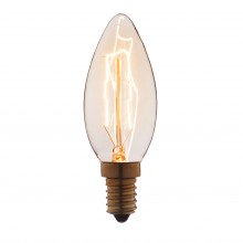Ретро лампа Эдисона (Свеча) Loft IT 3525 E14 25W 220V
