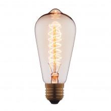 Ретро лампа Эдисона Loft IT 6460-CT E27 60W 220V