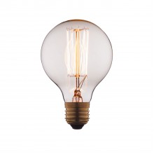 Ретро лампа Эдисона (Шар) Loft IT G8060 E27 60W 220V
