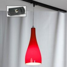 Светильник для шинопровода Lussole LSF-1156-01-TAB Rimini хром E27 60 Вт