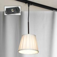 Светильник для шинопровода Lussole LSL-2916-01-TAB Milazzo черный E14 40 Вт