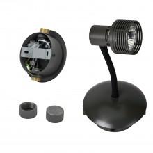 Светильник для трек-системы Lussole LSP-9821 (GRLSP-9821) Bay Shore черный GU10 50 Вт