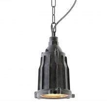 Светильник подвесной лофт Lussole LOFT LSP-9949 (GRLSP-9949) Kingston серый E27 60 Вт