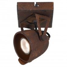 Спот лофт Lussole LOFT LSP-9506 (GRLSP-9506) Montgomery коричневый GU10 50 Вт