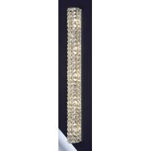 Бра хрустальное Lussole LSL-8701-05 Stintino, 5 ламп, хром, прозрачный хрусталь