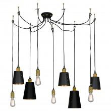 Светильник в стиле Лофт Loft LSP-9869 черный / бронза