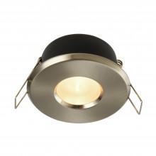 Светильник точечный герметичный Maytoni Metal DL010-3-01-N никель