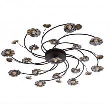 Люстра потолочная светодиодная Mw-light 280011517 Адриатика 53W LED 220V