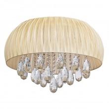 Люстра потолочная Mw-light 465015009 Жаклин 9*2,5W LED G4 ChipLED 3*3W 220V с пультом