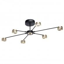 Люстра потолочная светодиодная Regenbogen Life 632015206 Гэлэкси 6*5W LED 220V