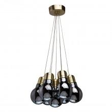 Светильник в стиле Лофт Regenbogen Life 663011707 Фрайталь 53,9W LED 220V с пультом