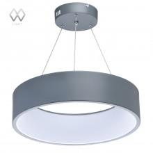 Люстра подвесная светодиодная Mw-light 674011301 Ривз 40W LED 220V