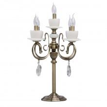 Настольная лампа Mw-light 683030605 Свеча 5*60W E14 220V