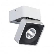 Потолочный светильник Chiaro 637016801 Круз 1*23W LED 220 V белый