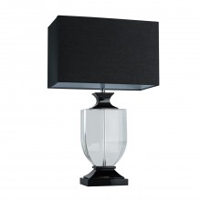 Настольная лампа Chiaro 386036101 Палермо 1*40W E27 220 V хром