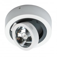 Потолочный светильник Chiaro 637017401 Круз 5W LED 220 V белый