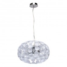 Подвесной светильник MW-Light 298012803 Виола 3*40W E14 220 V хром