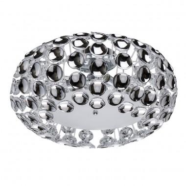 Потолочный светильник MW-Light 298012905 Виола 5*40W E14 220 V хром