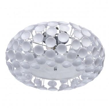 Потолочный светильник MW-Light 298013005 Виола 5*40W E14 220 V хром