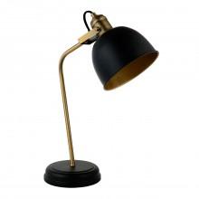 Настольная лампа MW-Light 551031701 Вальтер 1*7W E14 LED 220 V бронзовый