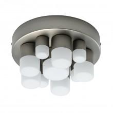Потолочный светильник Chiaro 710010210 Морфей 20W LED 220 V серебристый
