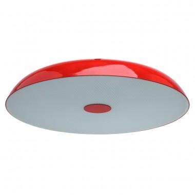 Потолочный светодиодный светильник Chiaro 708010508 Канапе 9*10W LED E27 220 V красный