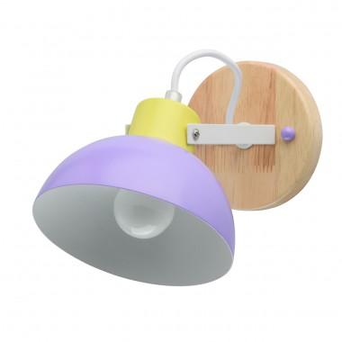 Бра MW-Light 711020501 Чили 1*8W E27 220 V (энергосб) разноцветный