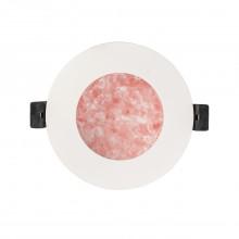Встраиваемый светодиодный светильник Chiaro 702011701 Стаут 6W LED 220 V розовый